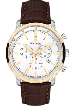 Wainer Часы Wainer WA.19472C. Коллекция Wall Street