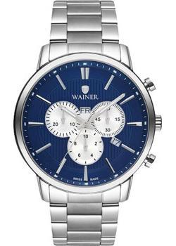 Wainer Часы Wainer WA.19622A. Коллекция Wall Street wainer wa 11488 a wainer
