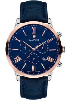 Wainer Часы Wainer WA.19640A. Коллекция Wall Street wainer wa 11488 a wainer