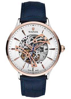 цена Wainer Часы Wainer WA.25725E. Коллекция Masters Edition онлайн в 2017 году