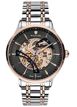 Wainer Часы Wainer WA.25775F. Коллекция Masters Edition wainer wainer wa 10777 e
