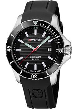 Wenger Часы Wenger 01.0641.117. Коллекция Seaforce