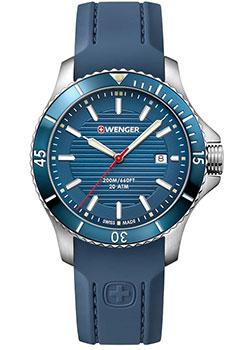 Wenger Часы Wenger 01.0641.124. Коллекция Seaforce sauvage часы sauvage sp78768s коллекция triumph