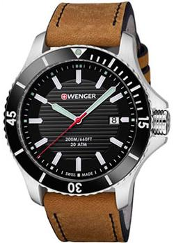 Wenger Часы Wenger 01.0641.125. Коллекция Seaforce