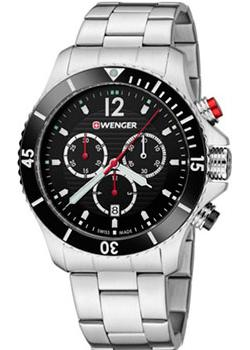 Wenger Часы Wenger 01.0643.109. Коллекция Seaforce Chrono