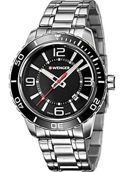 Wenger Часы Wenger 01.0851.118. Коллекция Roadster wenger часы wenger 01 1843 102 коллекция roadster black night