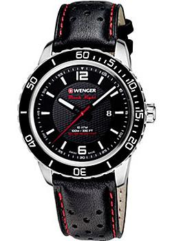 Wenger Часы Wenger 01.0851.120. Коллекция Roadster Black Night wenger часы wenger 01 1843 102 коллекция roadster black night