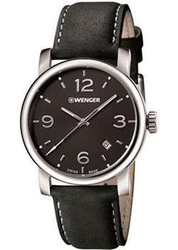 цена Wenger Часы Wenger 01.1041.127. Коллекция Urban Metropolitan онлайн в 2017 году
