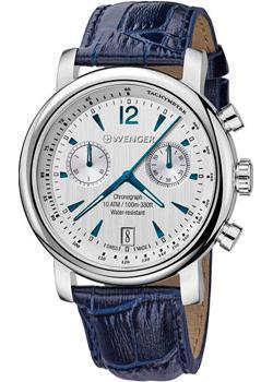 Wenger Часы Wenger 01.1043.111. Коллекция Urban Vintage Chrono часы thebez vintage