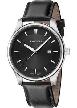 Wenger Часы Wenger 01.1421.103. Коллекция City Classic часы wenger