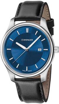 Wenger Часы Wenger 01.1421.112. Коллекция City Classic часы wenger