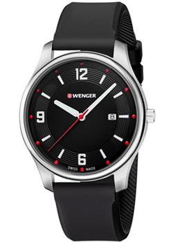 Wenger Часы Wenger 01.1441.109. Коллекция City Active цена и фото