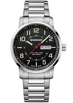 Wenger Часы Wenger 01.1541.102. Коллекция Attitude sauvage часы sauvage sp78768s коллекция triumph