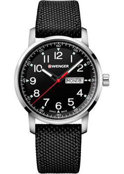 Wenger Часы Wenger 01.1541.105. Коллекция Attitude часы wenger