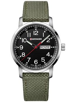 Wenger Часы Wenger 01.1541.109. Коллекция Attitude sauvage часы sauvage sp78768s коллекция triumph