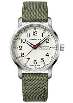 Wenger Часы Wenger 01.1541.110. Коллекция Attitude sauvage часы sauvage sp78768s коллекция triumph