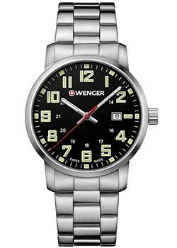 Wenger Часы Wenger 01.1641.111. Коллекция Avenue boccia часы boccia 3533 04 коллекция superslim