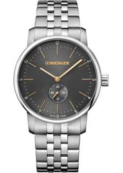 цена Wenger Часы Wenger 01.1741.106. Коллекция Urban Classic онлайн в 2017 году