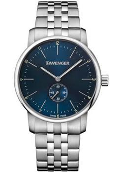 Wenger Часы Wenger 01.1741.107. Коллекция Urban Classic wenger часы wenger 01 1741 114 коллекция urban classic