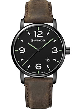 Wenger Часы Wenger 01.1741.121. Коллекция Urban Metropolitan sauvage часы sauvage sp78768s коллекция triumph