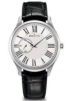 Zenith Часы Zenith 03.2010.681_11.C493 zenith часы zenith 03 2010 681 21 c493