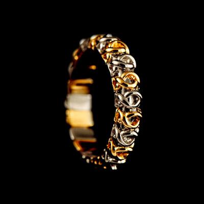 Золотое кольцо Ювелирное изделие 10012