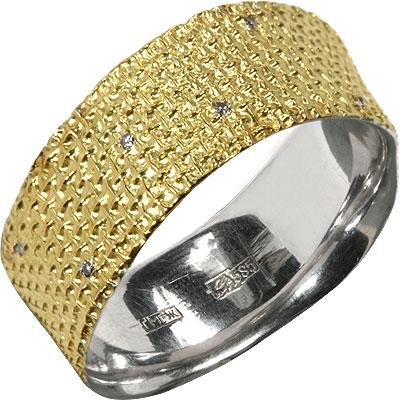 Золотое кольцо Ювелирное изделие 10050
