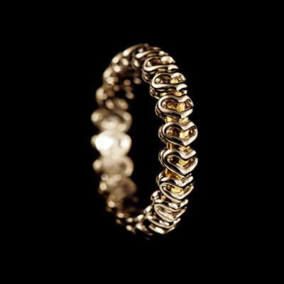 Золотое кольцо Ювелирное изделие 10261