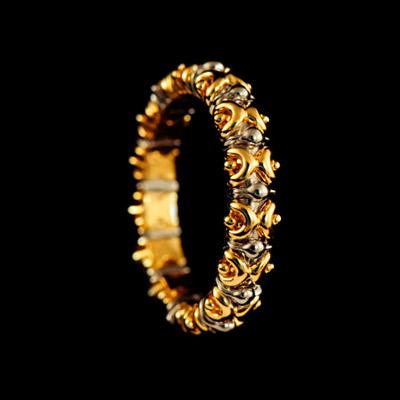 Золотое кольцо Ювелирное изделие 10272