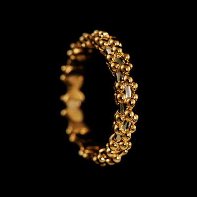 Золотое кольцо Ювелирное изделие 10290 ювелирное изделие 65445