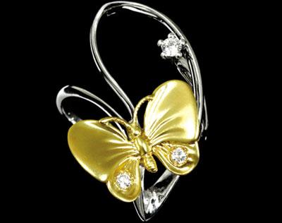 Золотое кольцо Ювелирное изделие 11320