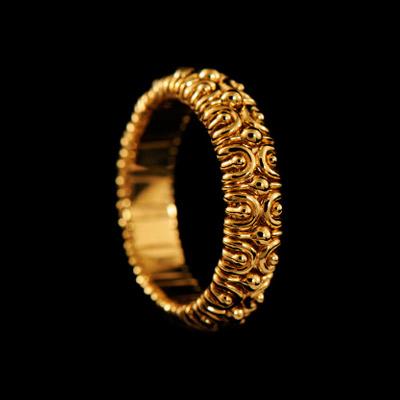 Золотое кольцо Юелирное изделие 11670