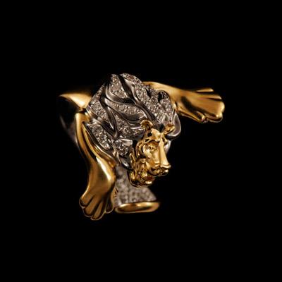 Золотое кольцо Ювелирное изделие 11700
