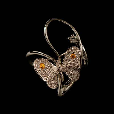 Золотое кольцо Ювелирное изделие 11790