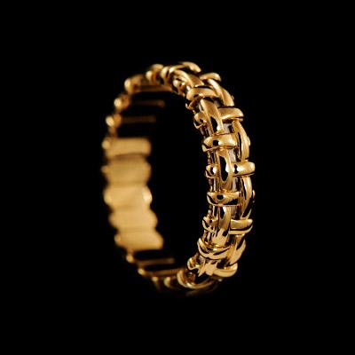 Золотое кольцо Ювелирное изделие 11940