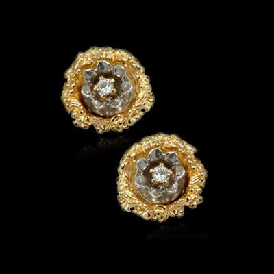 Золотые серьги Ювелирное изделие 20220