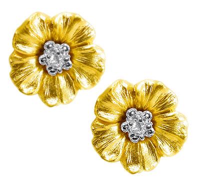 Золотые серьги Ювелирное изделие 21080 blugirl w16011385129