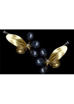 Золотые серьги Ювелирное изделие 21270