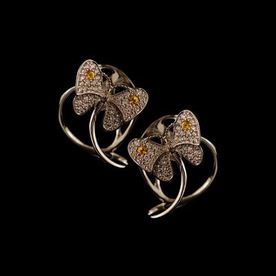 Золотые серьги Ювелирное изделие 21790