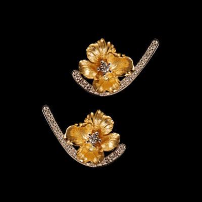 Золотые серьги Ювелирное изделие 21850 золотые серьги в харькове