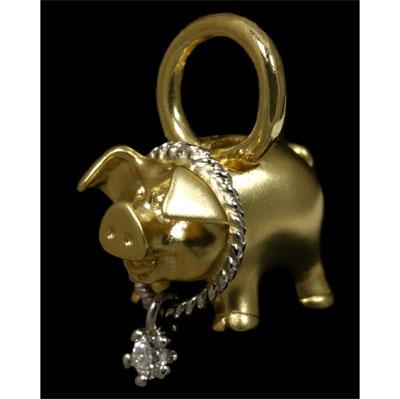 Золотой подвес Ювелирное изделие 30140 ювелирное изделие золотой подвес 14466rs