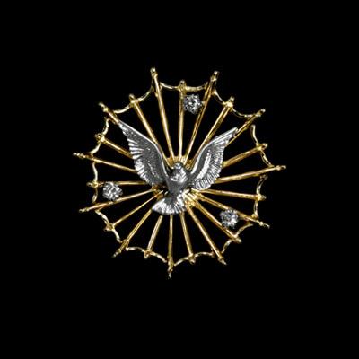 Золотой подвес Ювелирное изделие 30150
