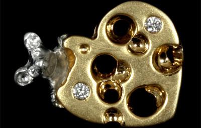 Золотой подвес Ювелирное изделие 30540