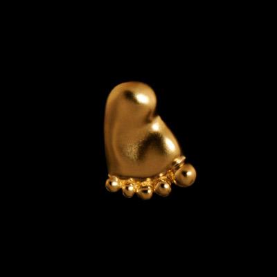 Золотой подвес Ювелирное изделие 30770 золотой подвес ювелирное изделие 40137