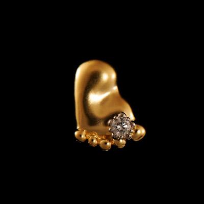 Золотой подвес Ювелирное изделие 30780
