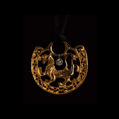 Золотой подвес Ювелирное изделие 31500