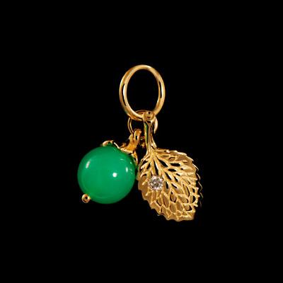 Золотой подвес Ювелирное изделие 31860 ювелирное изделие 31860