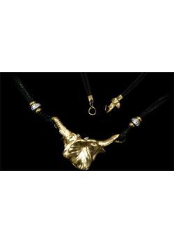 Золотой подвес  Ювелирное изделие 40020