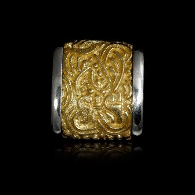 Золотой подвес Ювелирное изделие 40135 золотой подвес ювелирное изделие 37896
