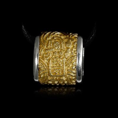 Золотой подвес Ювелирное изделие 40139 золотой подвес ювелирное изделие 104240